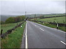 SE0021 : Blackstone Edge Road (B6318)  by JThomas