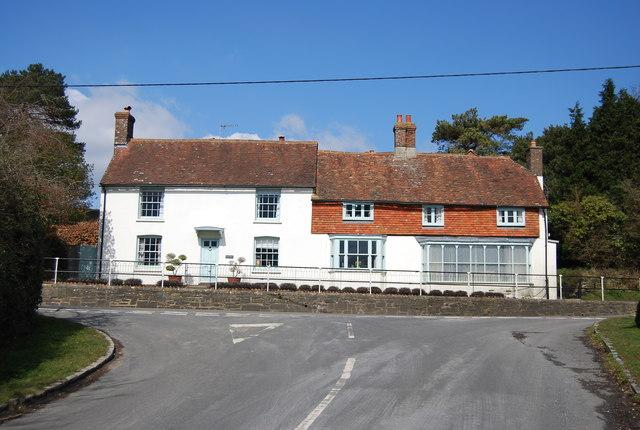 Dallington United Kingdom  city photos gallery : Grayling's, Wood's Corner C N Chadwick :: Geograph Britain and ...