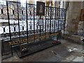 TL1998 : Burial place of Queen Katharine of Aragon, Peterborough Cathedral by Derek Voller