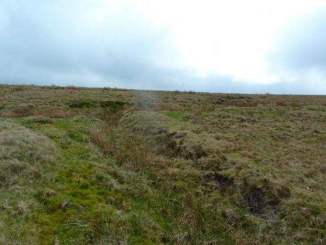 White Syke, Oswaldtwistle Moor