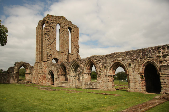 Croxden Abbey 169 Richard Croft Geograph Britain And Ireland