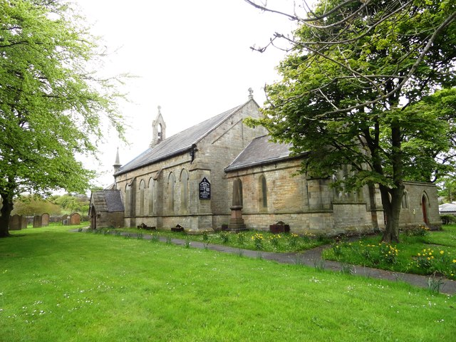 Church of St Thomas, Harelaw