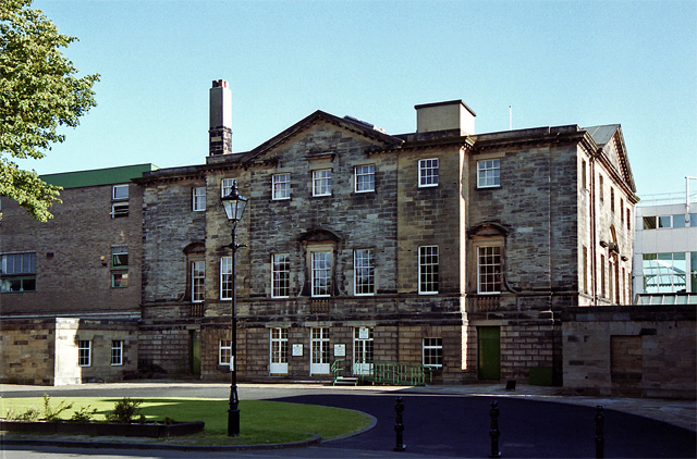 Brandling House