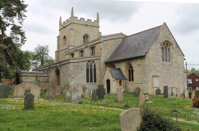 St Bartholomew S Church Ingoldsby 169 J Hannan Briggs Cc By