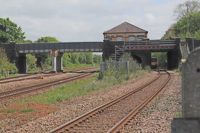 Station Road Bridge, Kirkham