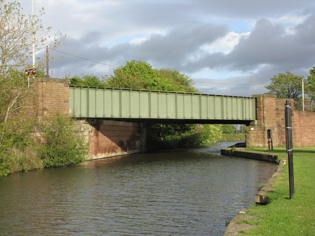 Downholland Canal Bridge