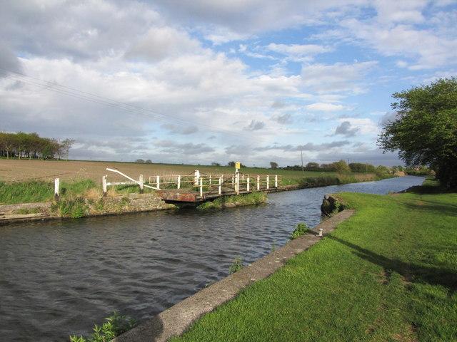 Downholland Hall Bridge