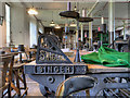 SE2734 : Sewing Machines, Armley Mills by David Dixon
