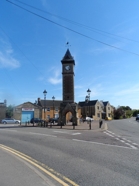 Clock tower, Warboys