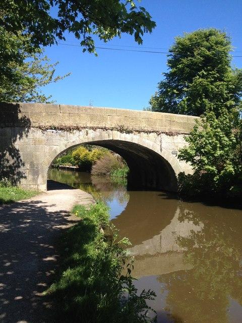 Bridge 45, Lancaster Canal