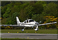 NM9035 : N40GD lands at Oban Airport by The Carlisle Kid