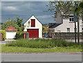 ST3091 : Former barn, Malpas Road, Newport by Jaggery