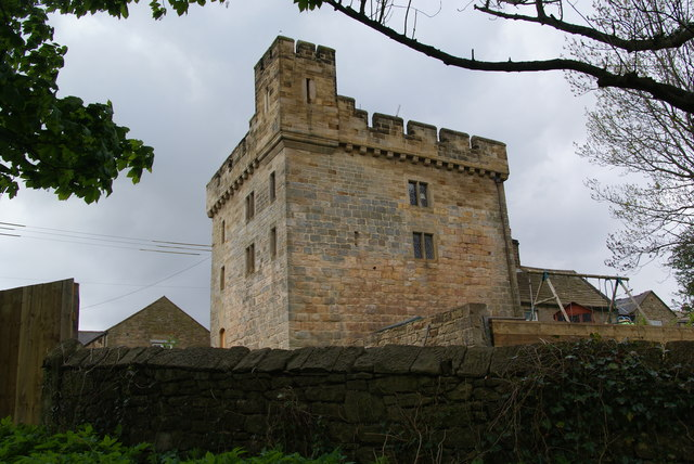 Whittingham Tower