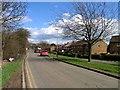 SK6306 : Keyham Lane West eastwards by Andrew Tatlow