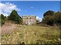SK6405 : Scraptoft Hall and garden by Andrew Tatlow
