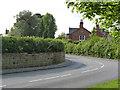 SK4637 : The corner of School Lane by Alan Murray-Rust