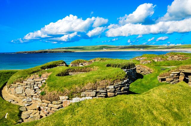 Skara Brae Settlement