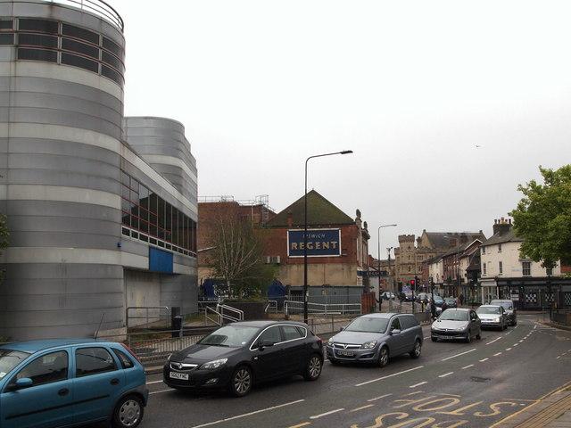 Car Parking Near Regent Theatre Ipswich