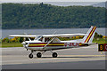 NM9035 : G-BNJH at Oban Airport by TheTurfBurner