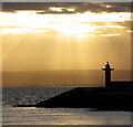 J5082 : Sunset, Bangor : Week 23