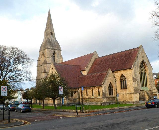 St Luke S Church Cheltenham 169 Jaggery Cc By Sa 2 0