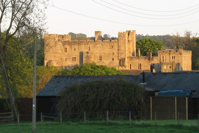 Haughton Castle