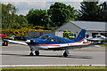 NM9035 : G-BNVT departs Oban Airport by The Carlisle Kid