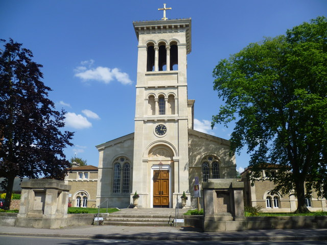 Image result for st raphaels church kingston upon thames