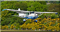 NM9035 : N172AM landing at Oban Airport by The Carlisle Kid