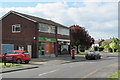 SP9111 : The Christchurch Road Shops - Tring by Chris Reynolds