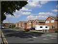 SK5546 : Houses on Brownlow Drive, Rise Park by Richard Vince