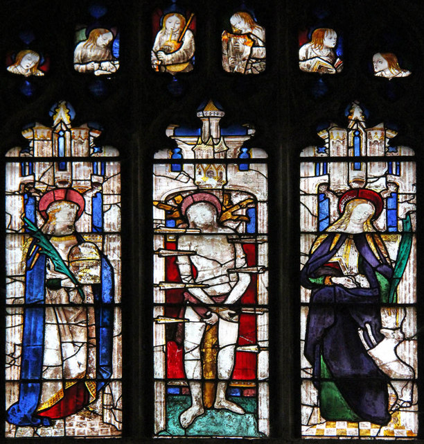 Fairford Stained Glass