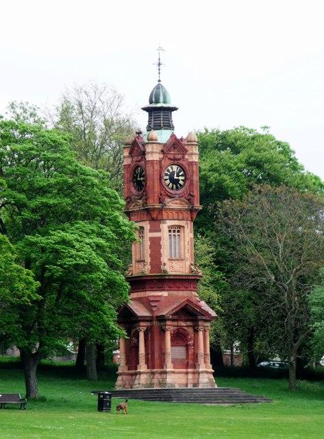 Clock Tower Preston Park Brighton 169 Nick Macneill Cc By
