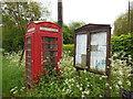 TL3251 : Telephone box on Ermine Street, Arrington by Ian S