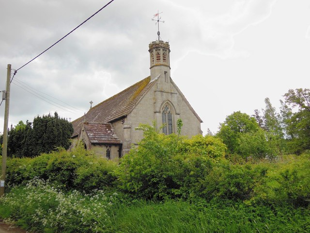 Church of All Saints, West Woodburn