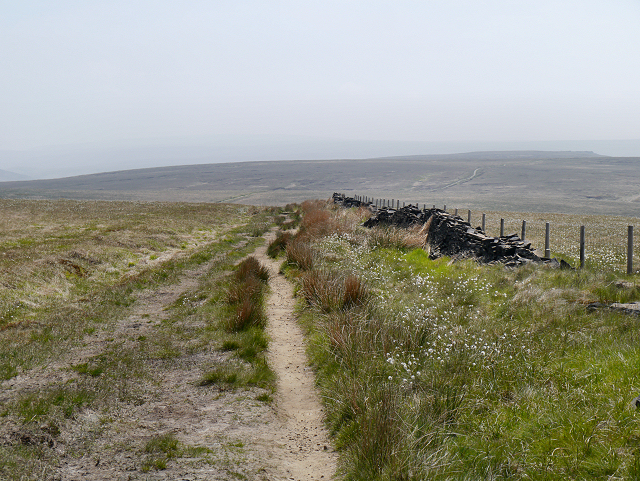 The Pennine Way, Rape Hill
