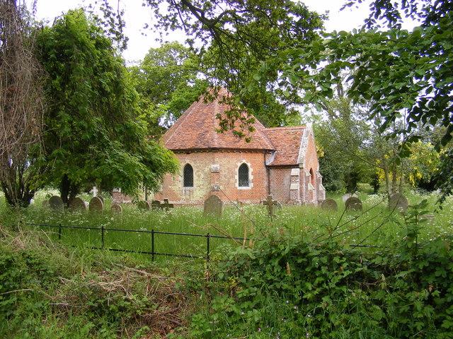 Sotterley Chapel
