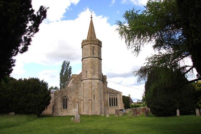 St Giles Church In Standlake Steve Daniels Cc By Sa 2 0