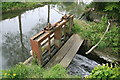 SU4294 : Venn Mill - overflow sluices by Chris Allen