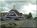 SU5389 : Tesco Supermarket and car park by Stuart Logan