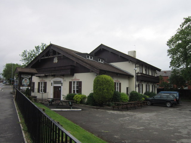 The Alpine Gasthof, Rochdale