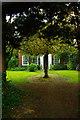 TQ3390 : The Priory, Church Lane by Julian Osley