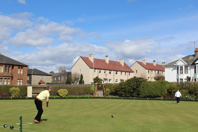 Cardonald bowling club glasgow leslie barrie for Chambre 69 club glasgow