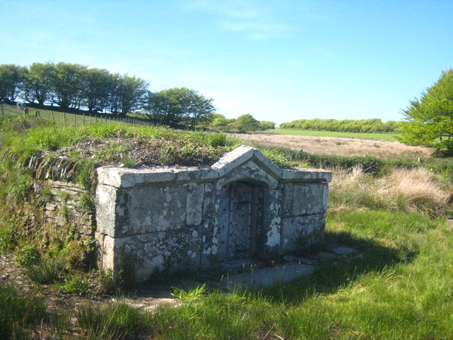 Davidstow Holy Well