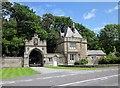 SJ4856 : Chowley Lodge by Jeff Buck