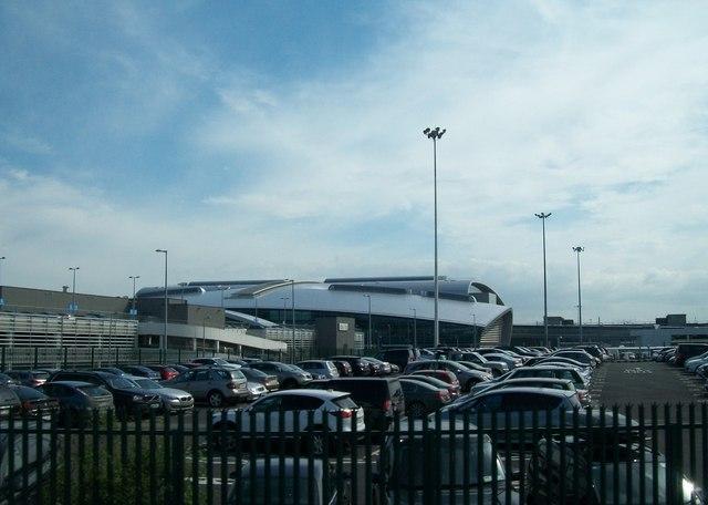 June Calendar Uk : Car park at terminal dublin airport eric jones cc by