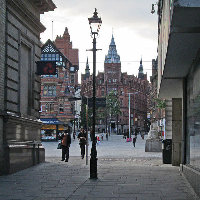 Exchange Walk