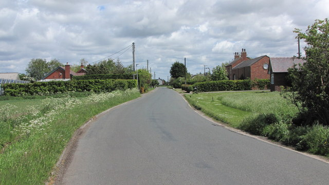 Gorse Lane, Tarleton