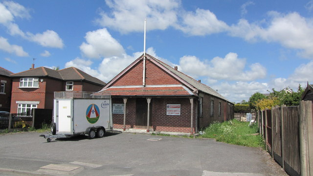 Scout Headquarters on Gorse Lane, Tarleton