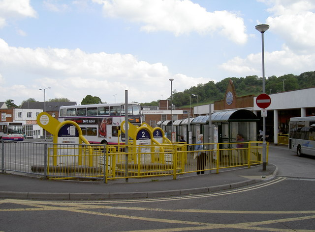Yeovil Bus Station Neil Owen Cc By Sa 2 0 Geograph
